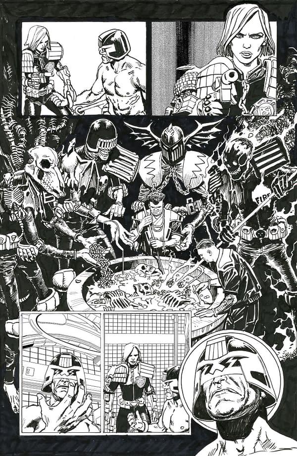 Anthrax Chris Weston