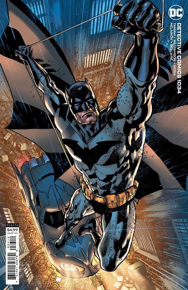 PrintWatch: Nightwing, Detective Comics, Carnage, We Live 2nd Prints