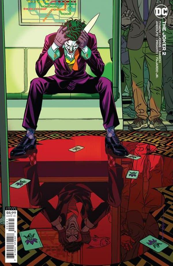 Gotham Gossip: Lady Bane? A New Batman Villain From DC Comics