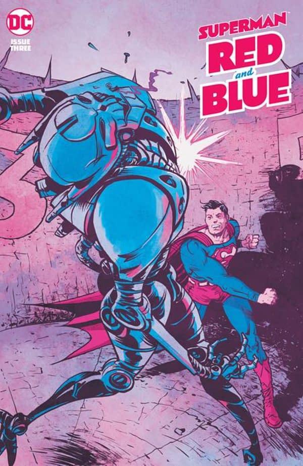 DC Delays Robert Vendittiand Althea Martinez' Superman Story Again