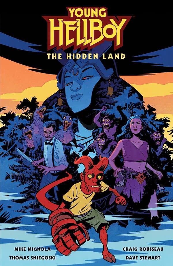 Dark Horse Comics July 2021 Full Solicits and Solicitations