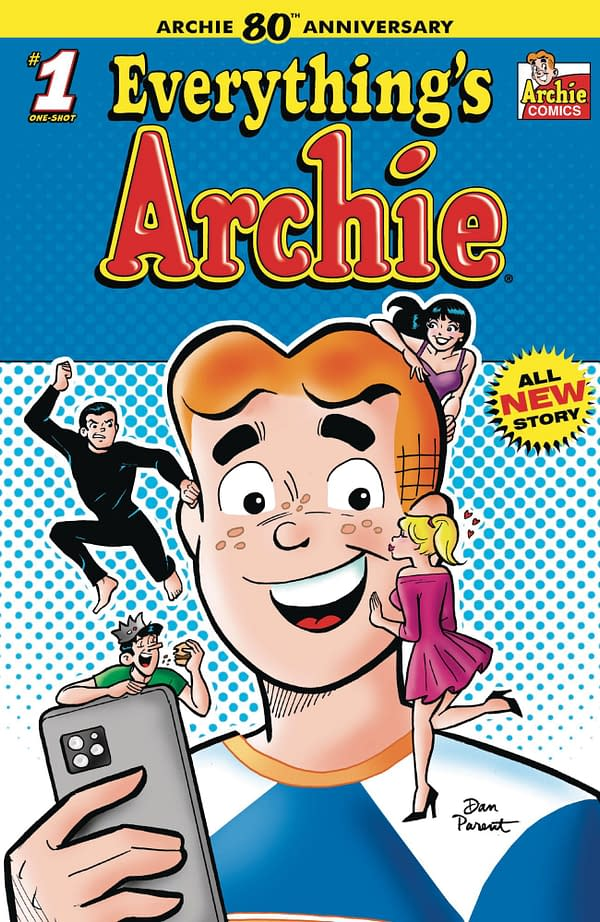Archie to Reprint Betty Story That Predicted Virtual Schools in 2021