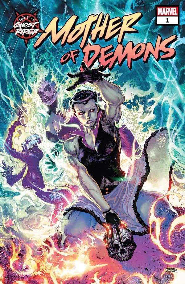 Mindless Speculation - Marvel, Mephisto, Avengers & Vampires