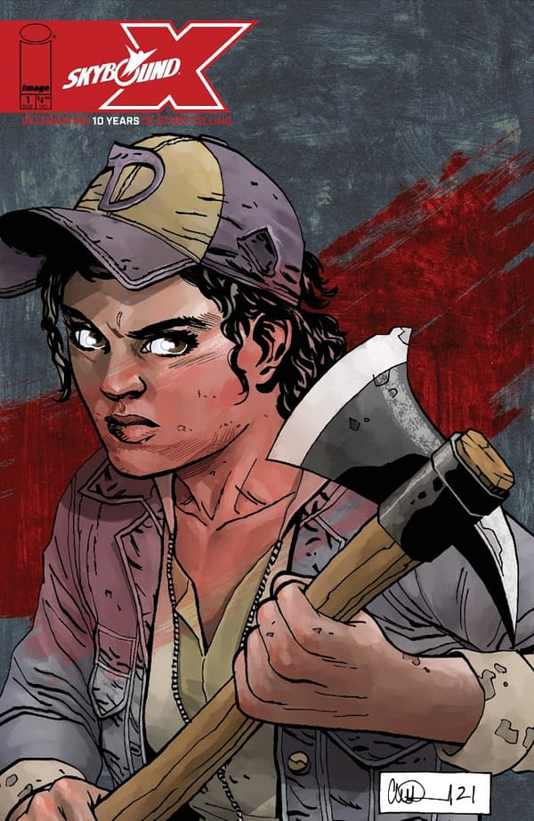 Rick Grimes Returns To The Walking Dead In Skybound X