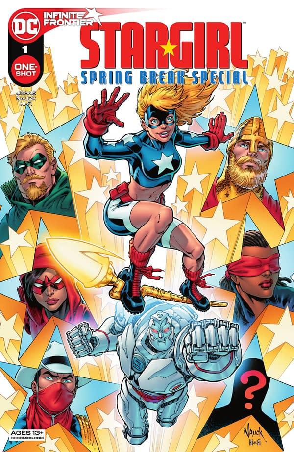 DC Comics Promises a New Stargirl Series