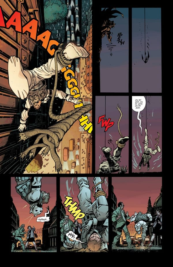 Interior preview page from BATMAN THE DETECTIVE #2 (OF 6) CVR A ANDY KUBERT