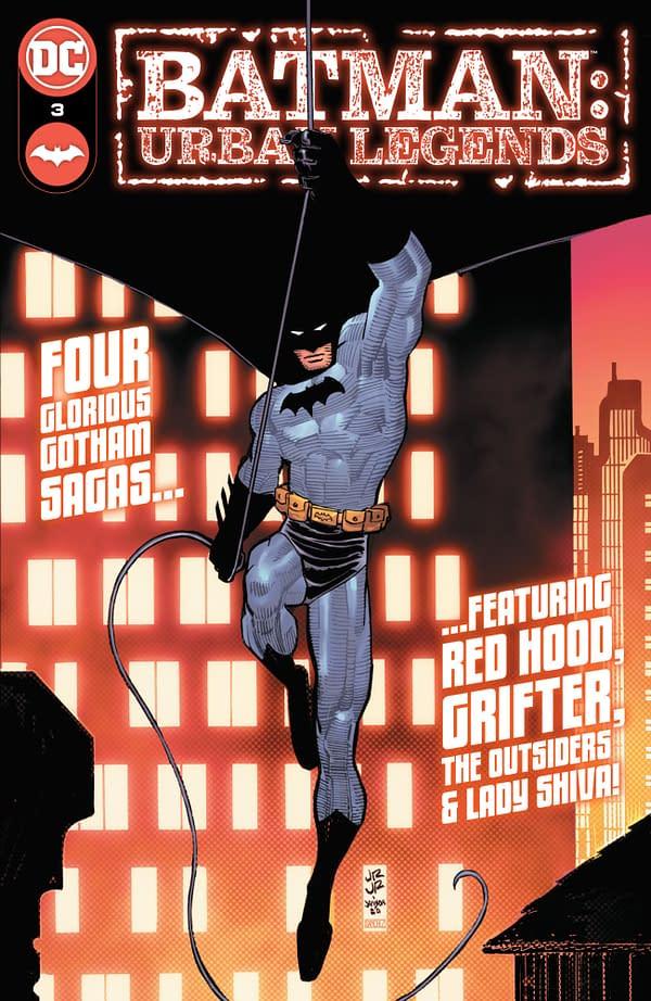 Cover image for BATMAN URBAN LEGENDS #3 CVR A JOHN ROMITA JR & KLAUS JANSON