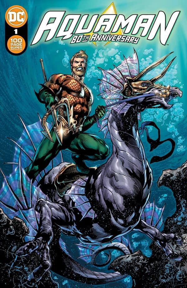 DC to Launch New Aquaman Comic Alongside Aquaman 2 Movie