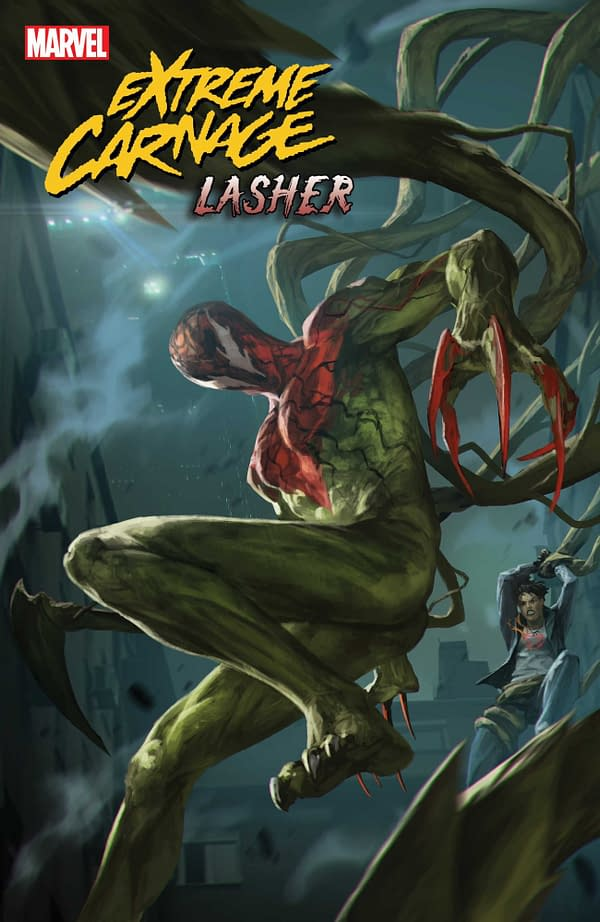 Extreme Carnage: Lasher by Clay Mcleod Chapman and Chris Mooneyham