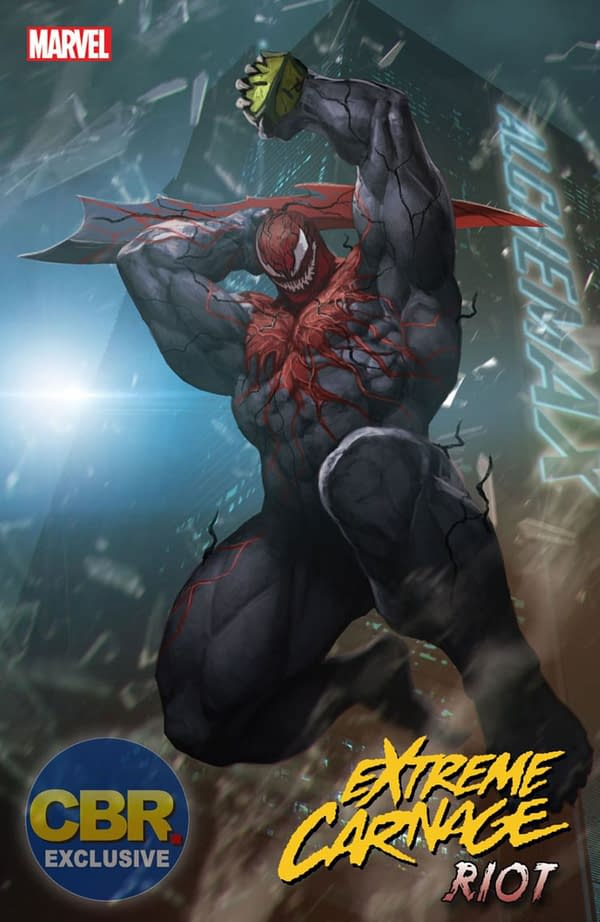 Extreme Carnage: Riot by Alyssa Wong and Fran Galan