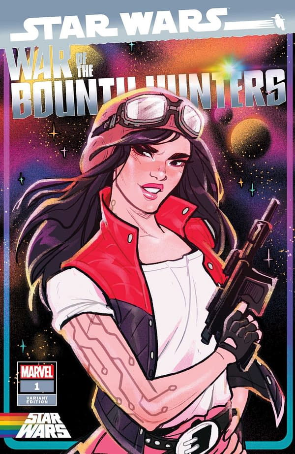 Marvel's Star Wars Comics Celebrate Pride Month With Variant Covers