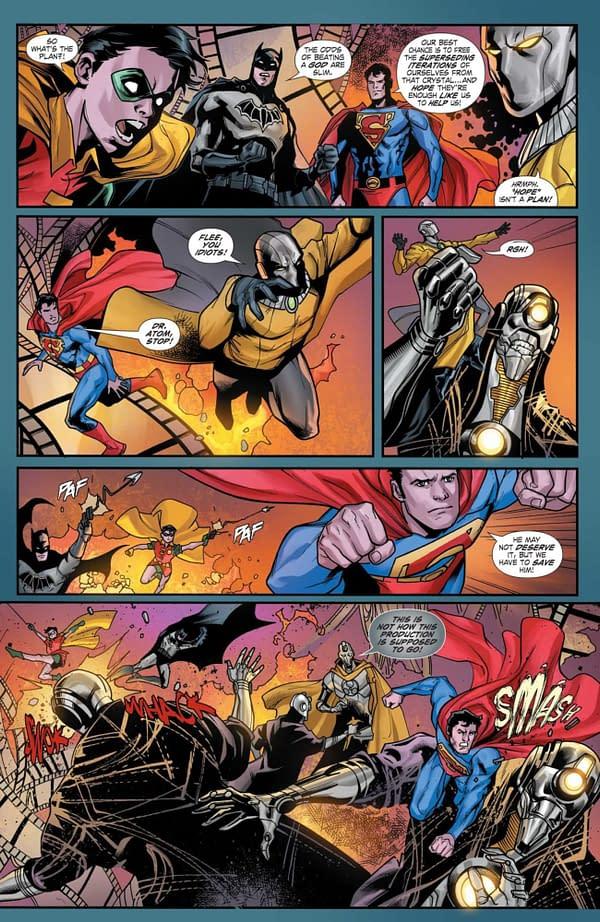 Interior preview page from BATMAN SUPERMAN #19 CVR A IVAN REIS