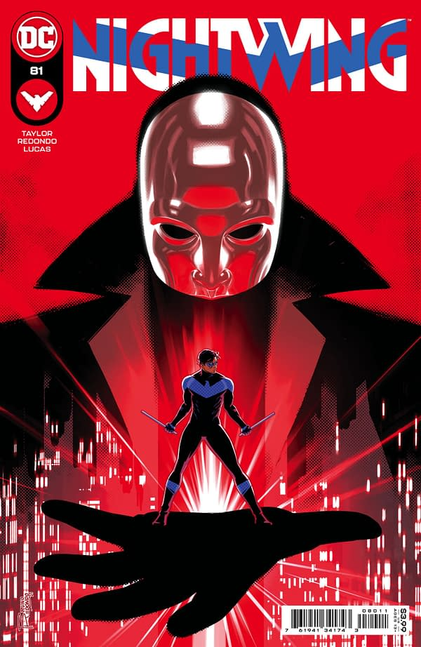 Cover image for NIGHTWING #81 CVR A BRUNO REDONDO