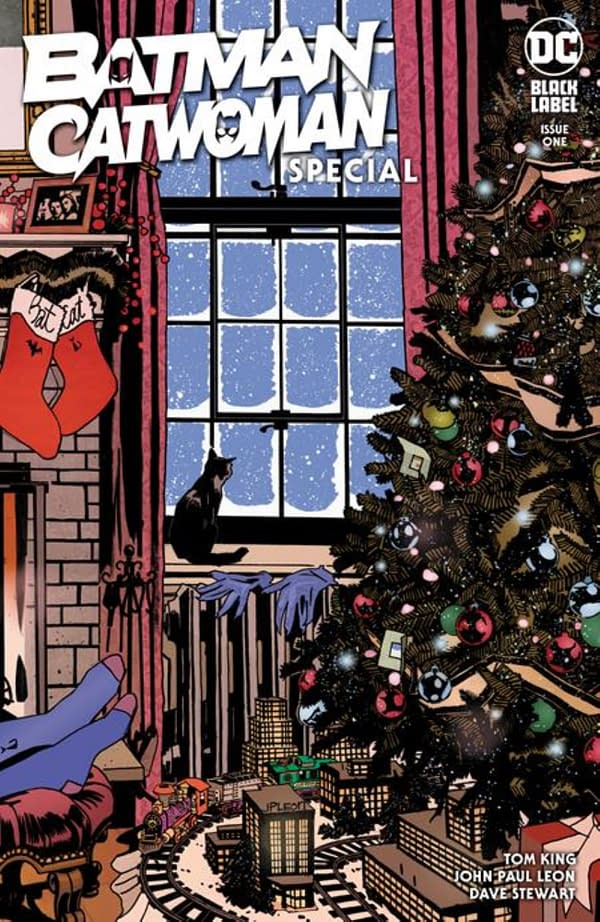 John Paul Leon's Batman/Catwoman Special #1 Delayed Until Christmas