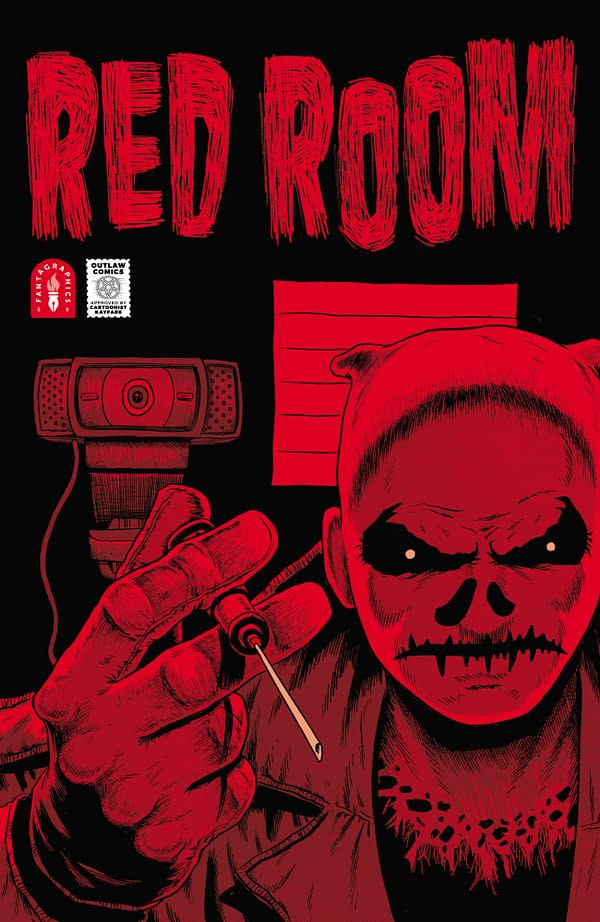 Ed Piskor's Red Room #3