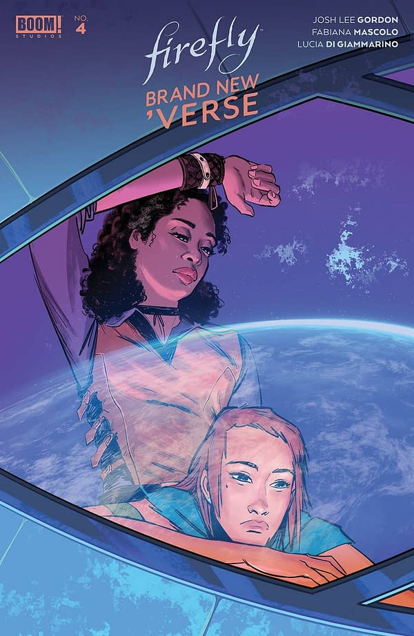 Cover image for FIREFLY BRAND NEW VERSE #4 (OF 6) CVR B FISH