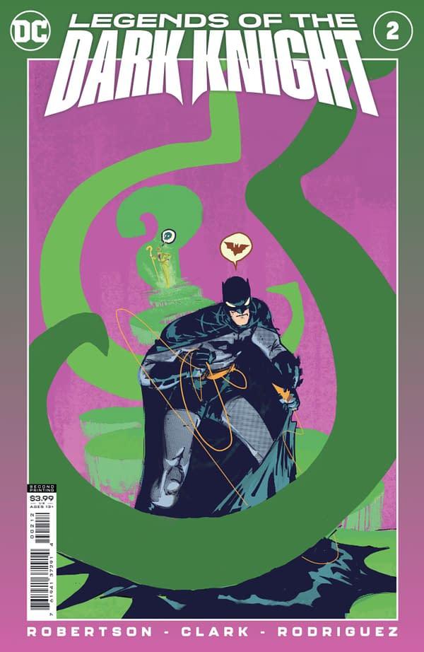 PrintWatch: Nightwing #78 Gets A Third, Dark Knight #2 Gets A Second