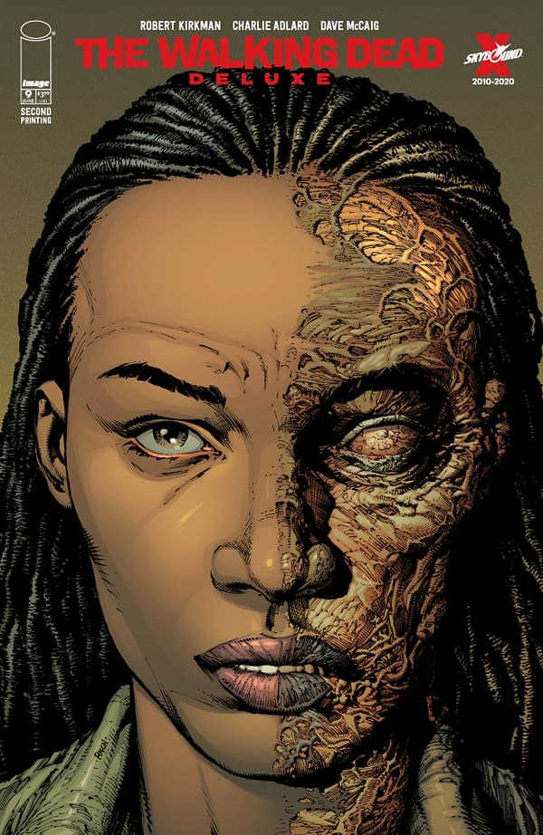 PrintWatch: Walking Dead Deluxe Gets A Bunch More Second Prints