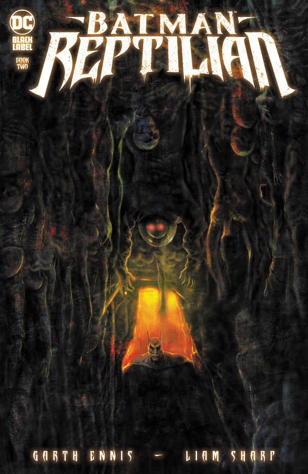 Cover image for BATMAN REPTILIAN #2 (OF 6) CVR A LIAM SHARP (MR)