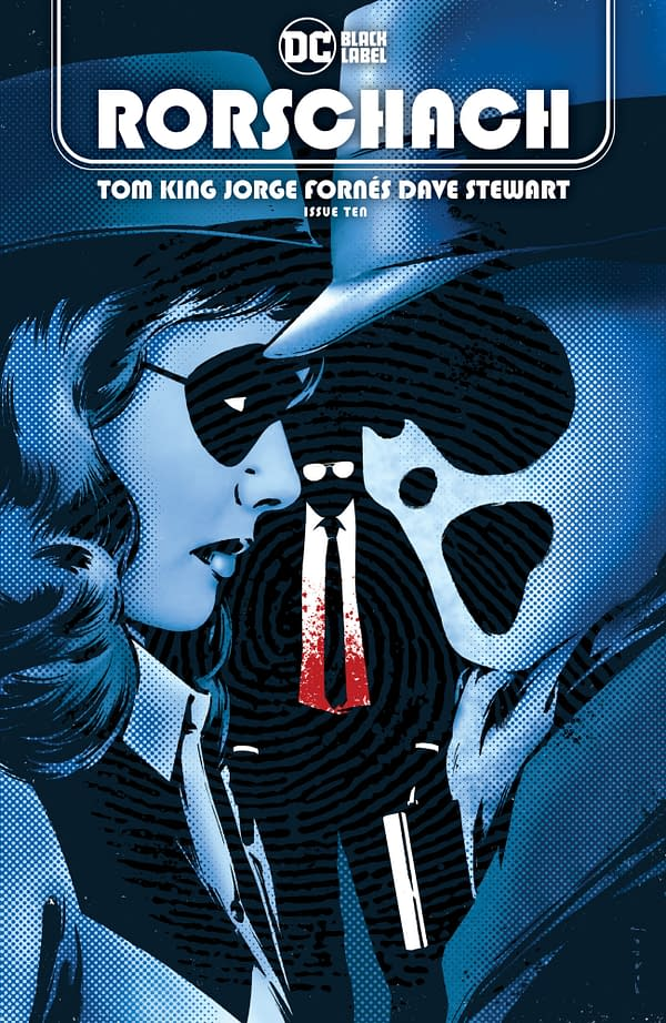 Cover image for RORSCHACH #10 (OF 12) CVR A JORGE FORNES (MR)
