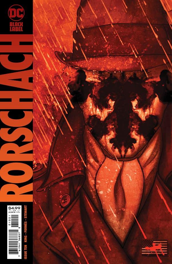Cover image for RORSCHACH #10 (OF 12) CVR B JENNY FRISON VAR (MR)