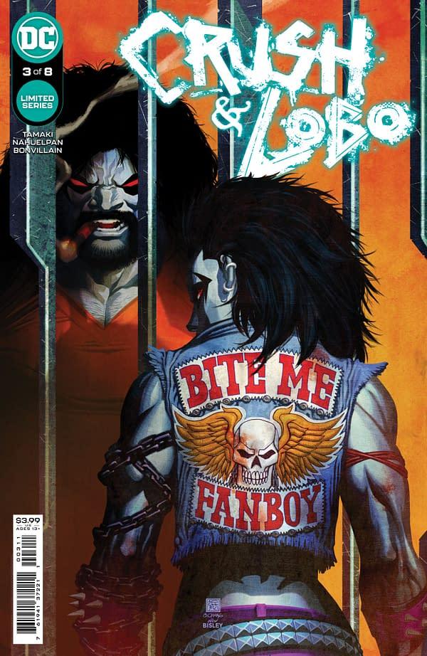 Cover image for CRUSH & LOBO #3 (OF 8) CVR A BERNARD CHANG
