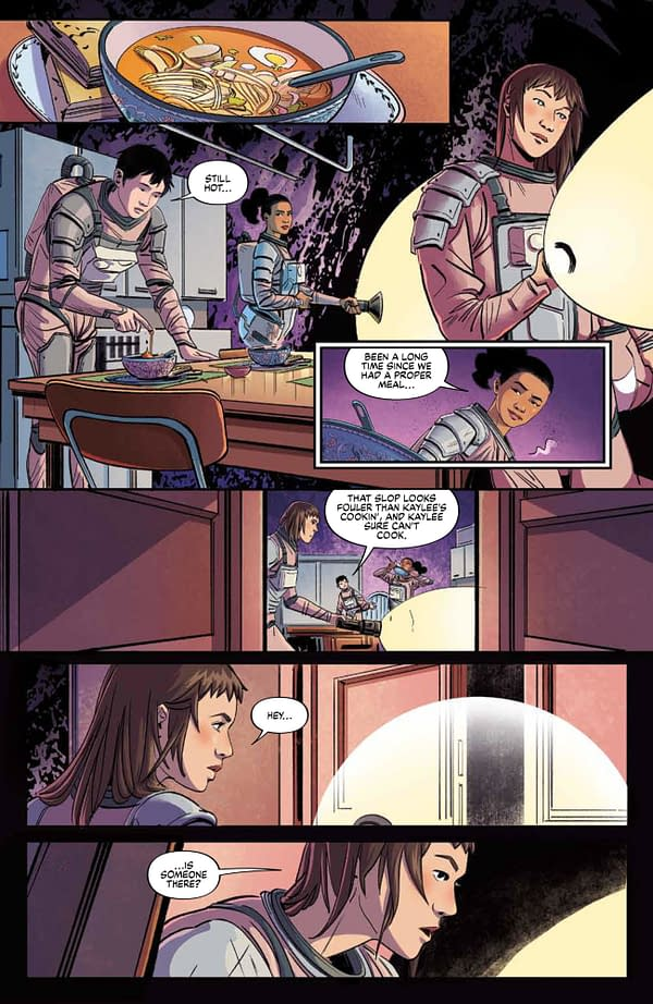 Interior preview page from FIREFLY BRAND NEW VERSE #5 (OF 6) CVR A KHALIDAH