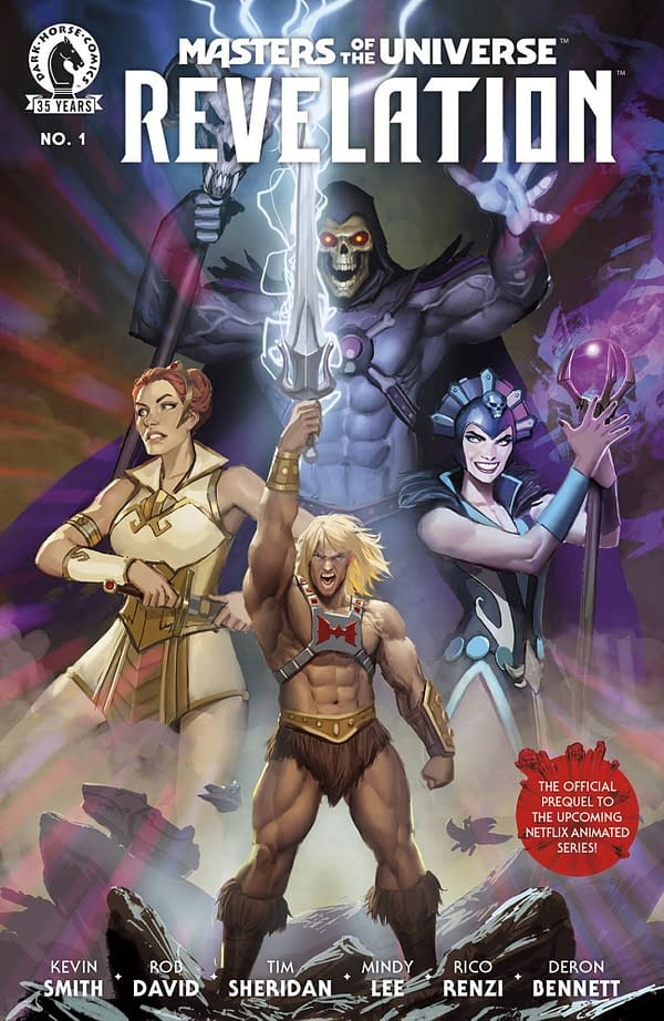 Big Spoiler for Next Week's Masters Of The Universe: Revelation