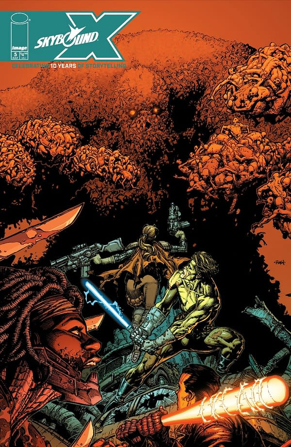 Robert Kirkman and Jason Howard To Launch C.O.D.E in August