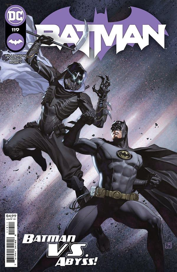 Joshua Williamson To Write Monthly Batman Comic From December