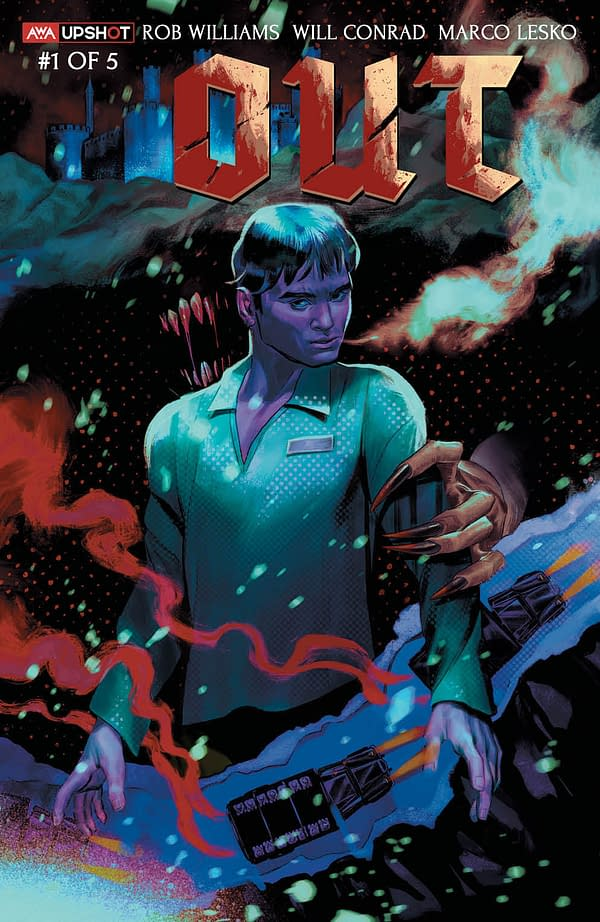 Out #1: AWA Studios Unveils Exclusive Variant Covers