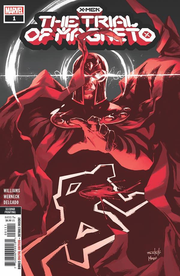 PrintWatch: Red Sonja #1