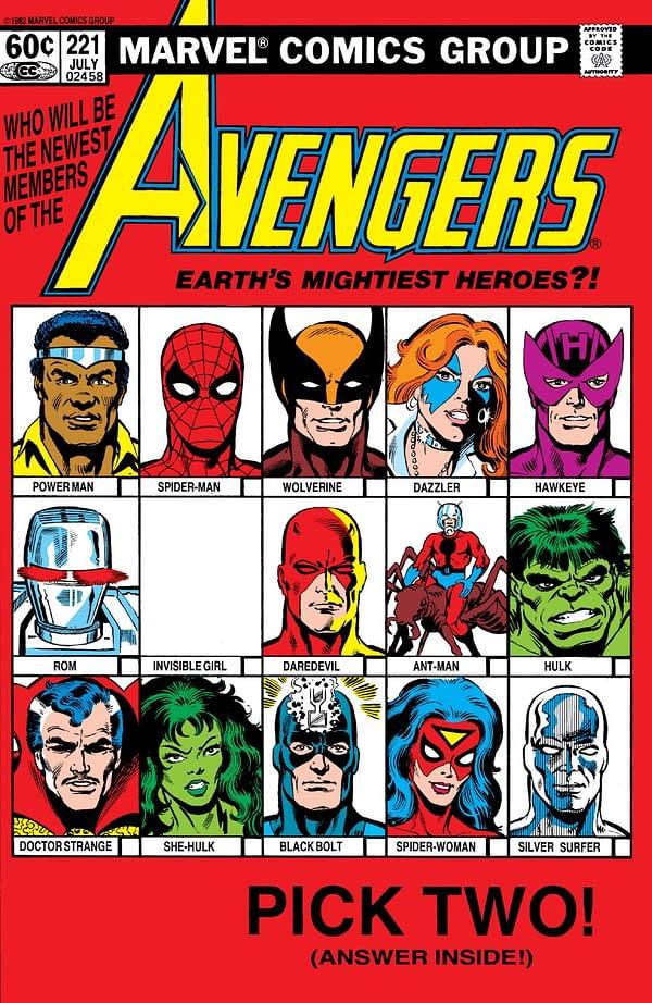 Cerebus Coronavirus Book Takes On Avengers #221 Cover