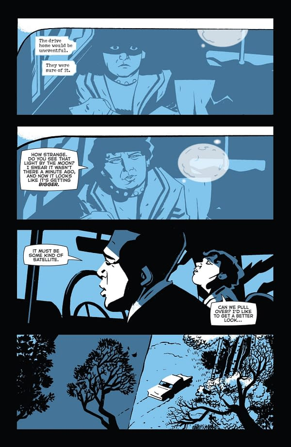 James Tynion IV & Michael Avon Oeming's Blue Book for UFO Abductions