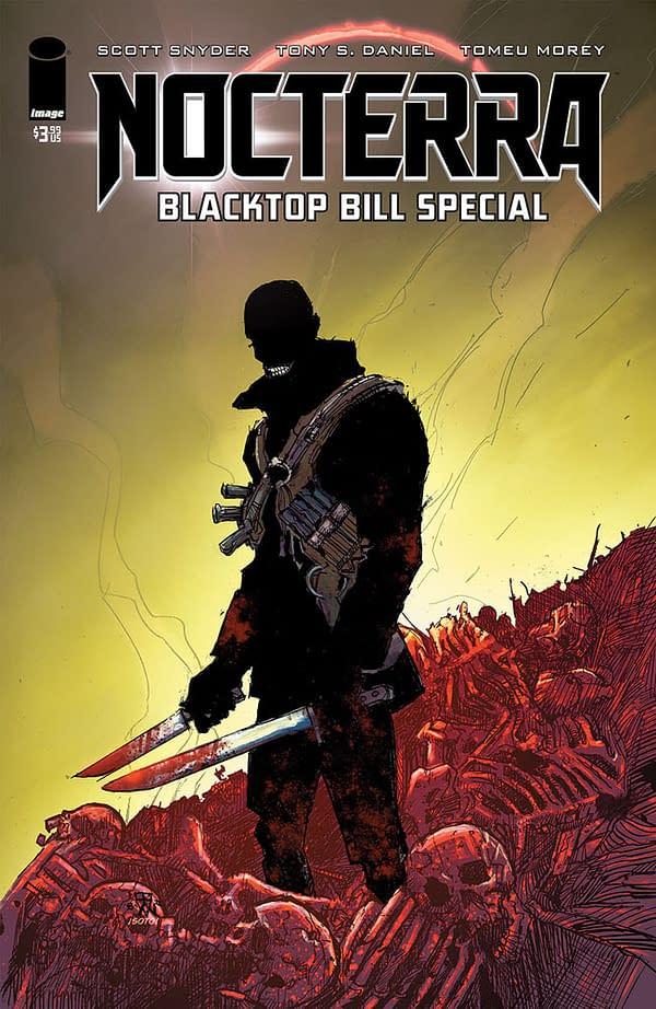 Denys Cowan Draws Nocterra Special: Blacktop Bill for December