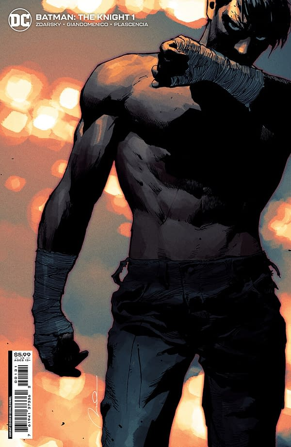 Batman: The Knight Explores Dark Knight Before He Was Dark in 2022