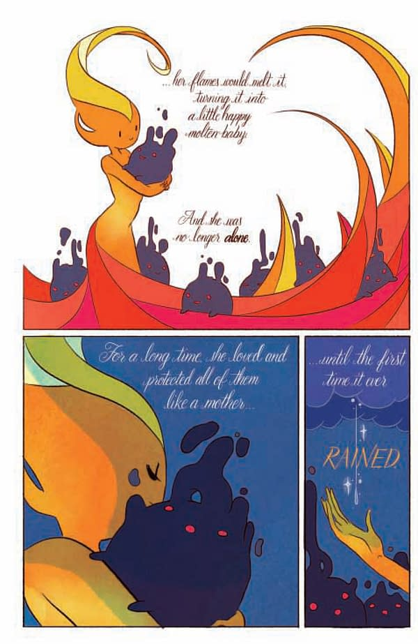 Did The Beginning of Natasha Allegri's Adventure Time: Fionna And Cake #1 Cause You To Sniffle?