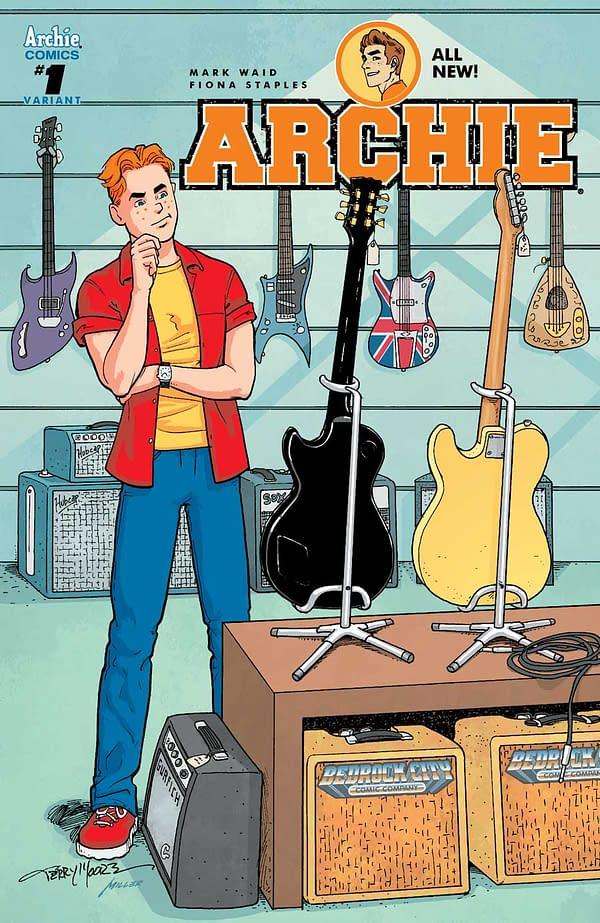 Archie#1Bedrock