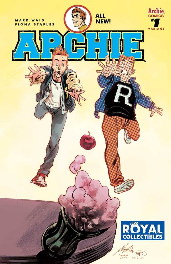 Archie#1RoyalColl