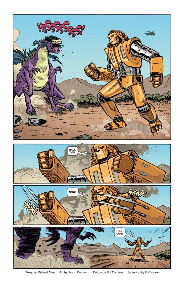 DHP3 #13 Kill All Monsters PG 01