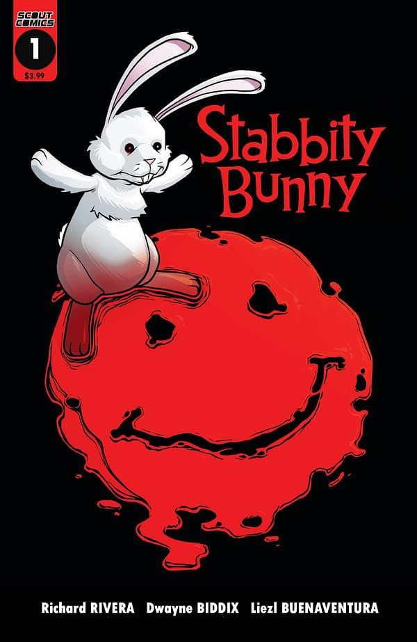 Scout Comics Picks Up 'Stabbity Bunny' Just In Time For SDCC