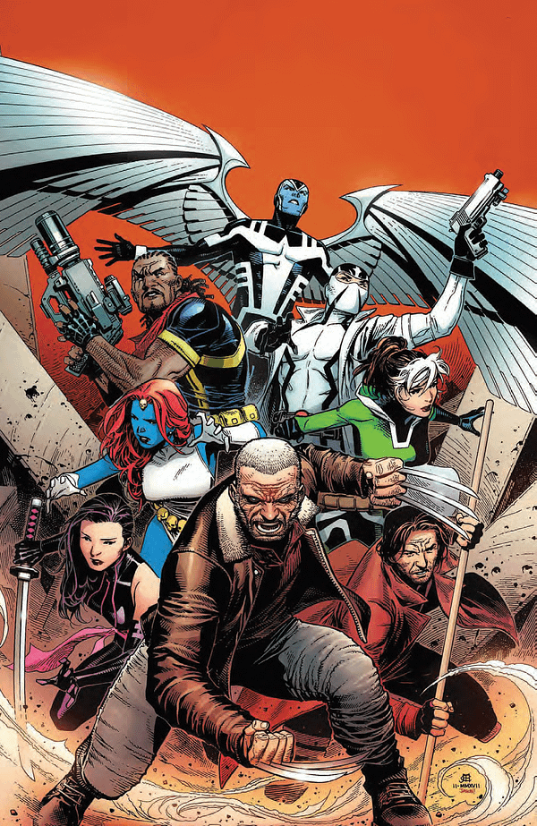 Jorge Molina And RB Silva Join Charles Soule On Astonishing X-Men?