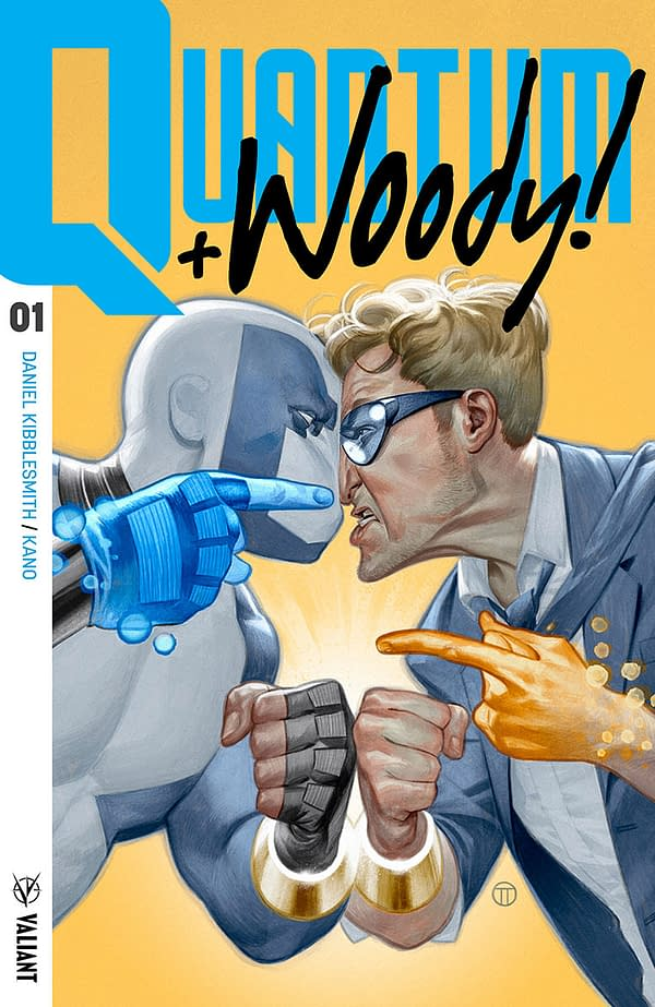 Joel McHale In Talks To Play Woody In Russo Brothers 'Quantum And Woody' TV Show