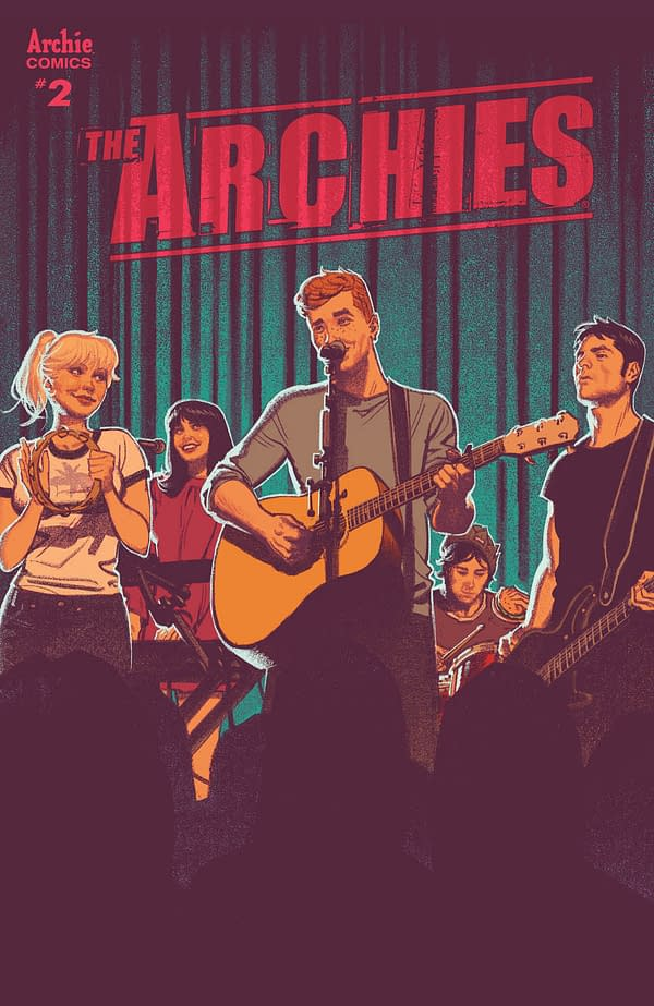 The Archies Meet Scottish Indie Band CHVRCHES In The Archies #2
