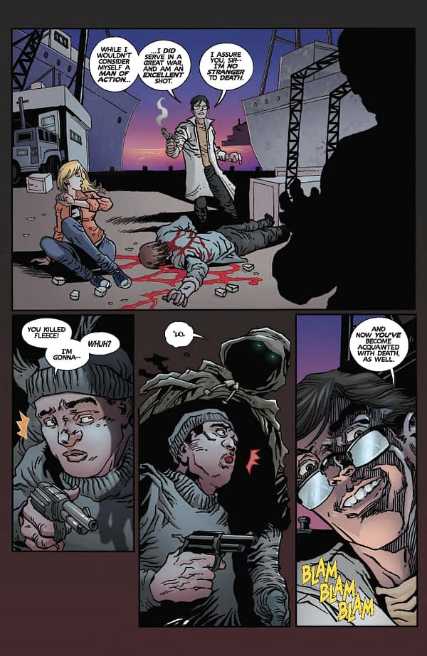 ReAnimator #1: Read The Comic Behind The Board Game