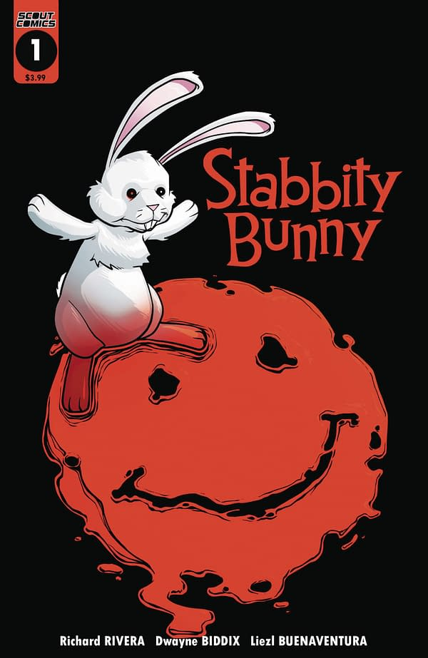 Stabbity Bunny, Protector Of Children From Scout January 2018 Solicits