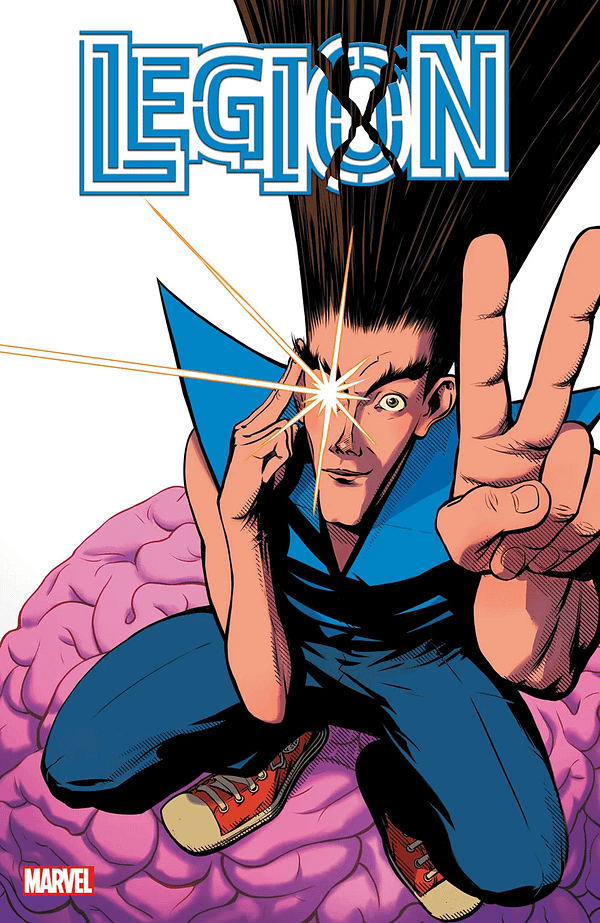 Marvel Announces Two New X-Men Titles, Legion, And Rogue & Gambit
