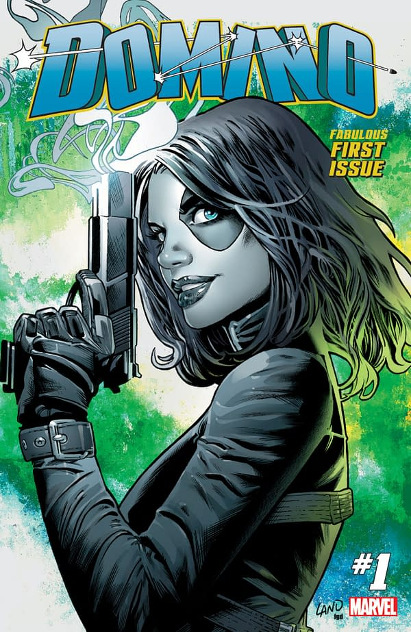 "Gail Simone to Write a ""Risque, Hardcore Action"" Domino Series for Marvel Comics"