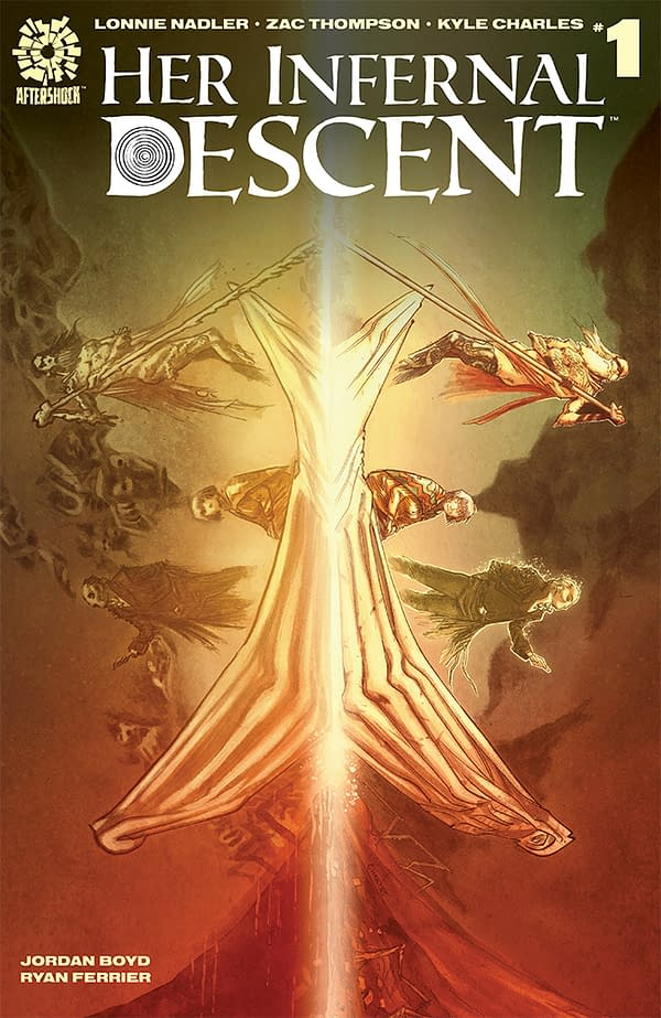 New Series Brothers Dracul and Her Infernal Descent: AfterShock April 2018 Solicits