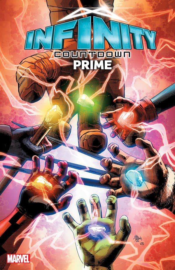 Infinity Countdown Prime #1 is Pretty Much a Wolverine Comic